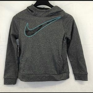 Nike Youth Girls Athletic Pullover Hoodie